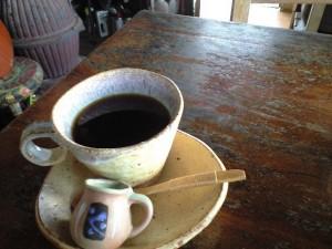 岬のブレンドコーヒー